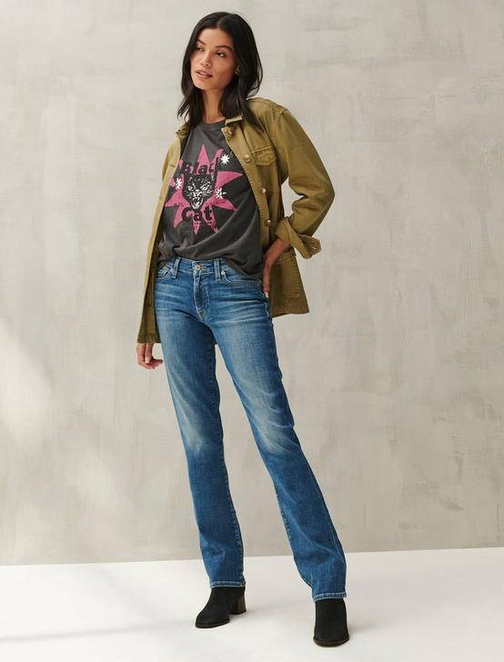 MID RISE SWEET STRAIGHT JEAN, SWEENY, productTileDesktop