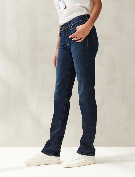 MID RISE SWEET STRAIGHT JEAN, IMMORTAL, productTileDesktop