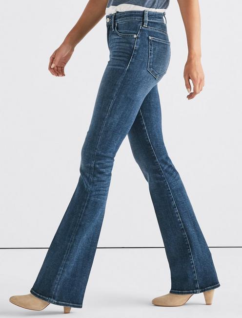 Ava Mid Rise Boot Jean, CARTAGENA