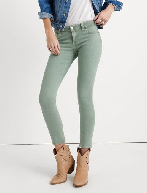 LOLITA CROP, ICEBERG GREEN
