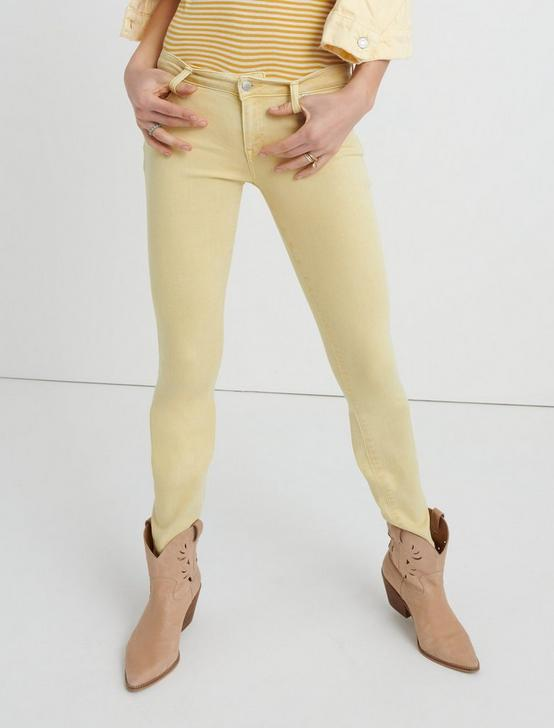 LOLITA CROP, JERSEY YELLOW, productTileDesktop