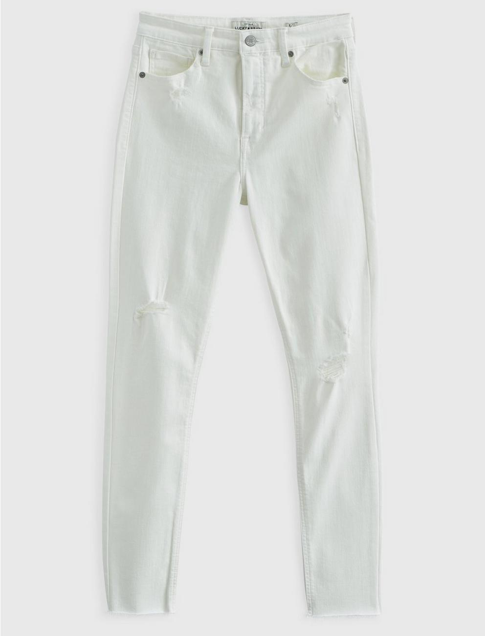 HIGH RISE BRIDGETTE SKINNY JEAN, PREMIUM WHT DESTRUCT