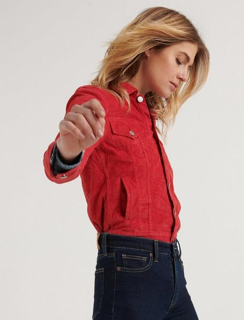 THE TOMBOY TRUCKER, SHAILYN ROSE RED