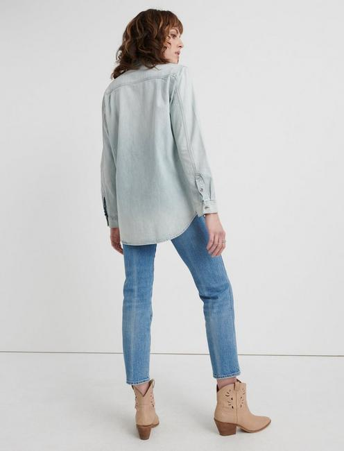 BOYFRIEND SHIRT, SADDLE HILL