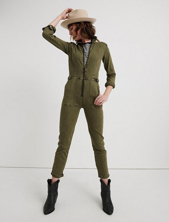 AVIATOR JUMPSUIT, IVY GREEN, productTileDesktop