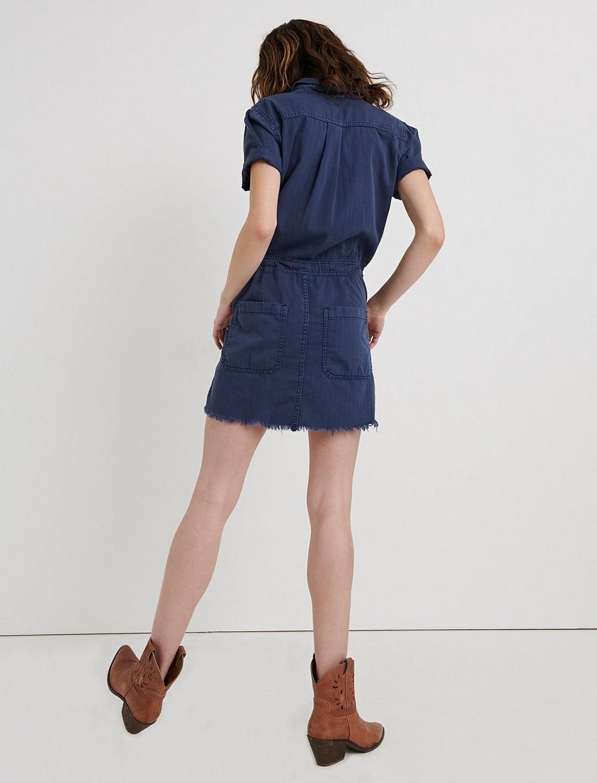 DRAWSTRING DRESS, image 3