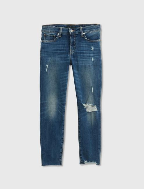 MID RISE AVA CROP JEAN, SPARTA