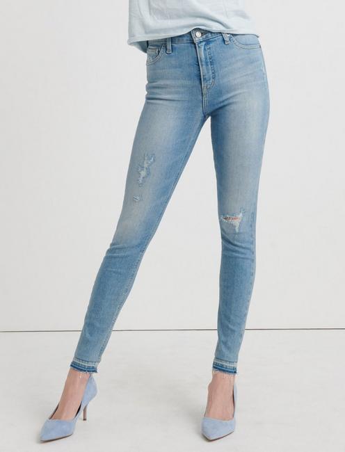 Lucky Brand Womens Bridgette Skinny Fit Jeans