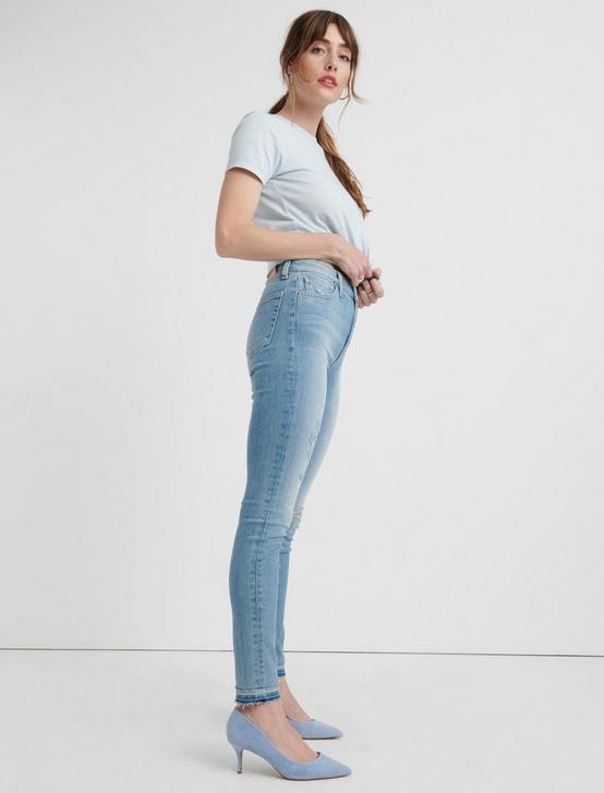 HIGH RISE BRIDGETTE SKINNY JEAN, GALLATIN, productTileDesktop