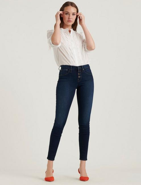 MID RISE SWEET STRAIGHT JEAN,