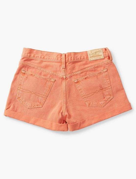 THE BOYFRIEND SHORT, VINTAGE PERSIMMON CT, productTileDesktop