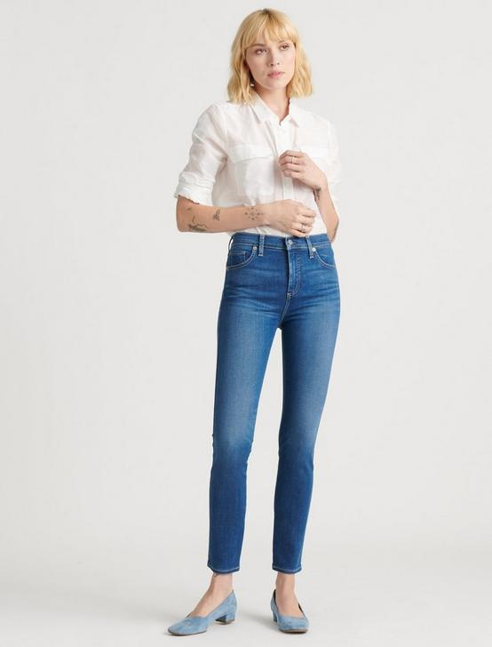 HIGH RISE BRIDGETTE SKINNY JEAN, WABASH RIVER, productTileDesktop
