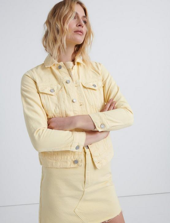 TOMBOY TRUCKER, PASTEL YELLOW, productTileDesktop