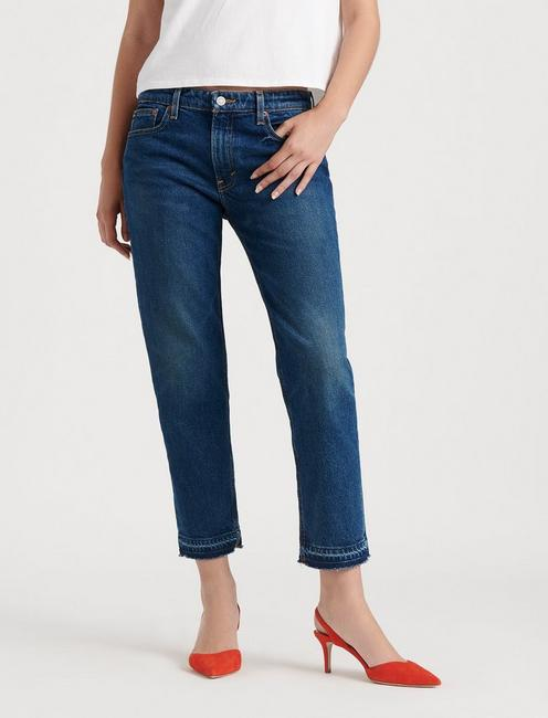 MID RISE SIENNA SLIM BOYFRIEND JEAN, SAM HOUSTON RH