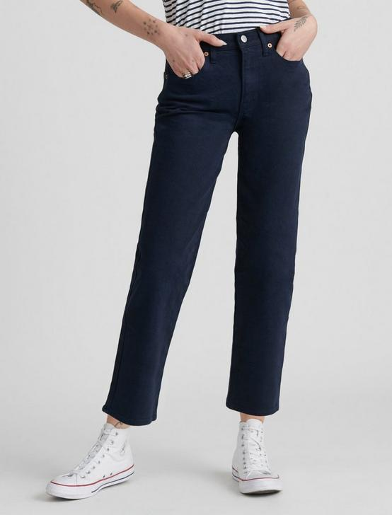 MID RISE CROP WIDE LEG JEAN, MIDNIGHT, productTileDesktop