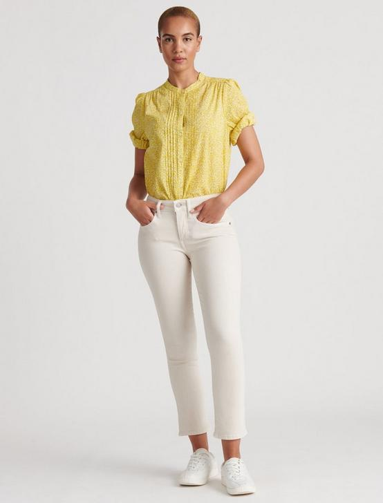 MID RISE AVA SLIM JEAN, WARM WHITE, productTileDesktop