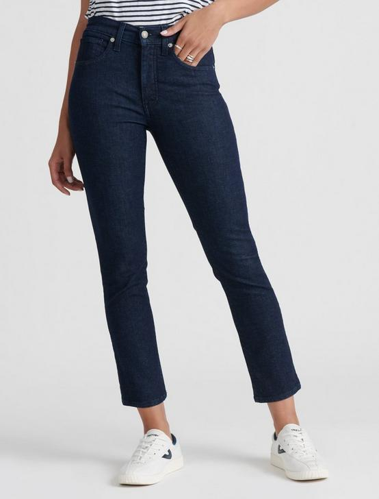 High Rise Bridgette Slim Jean
