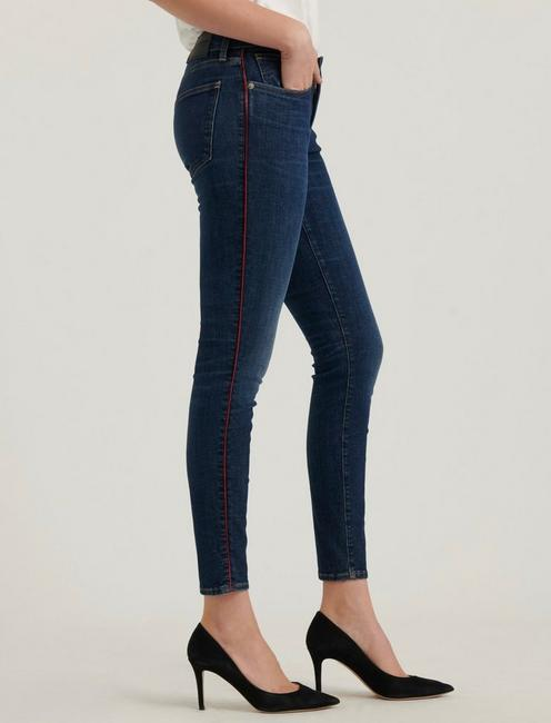 LOW RISE LOLITA SKINNY JEAN, CLOUD NINE