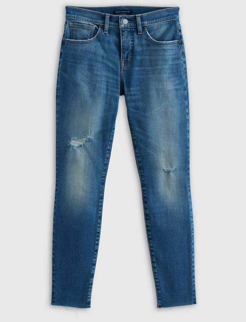 MID RISE AVA SKINNY JEAN, CRUSH CT