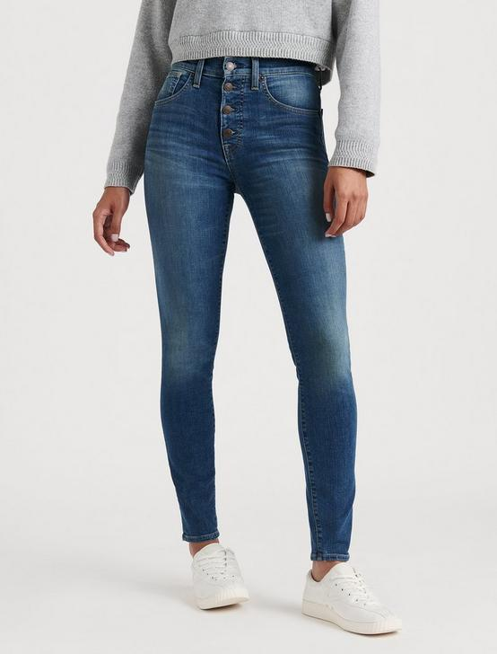 HIGH RISE BRIDGETTE SKINNY JEAN, RADIENT, productTileDesktop