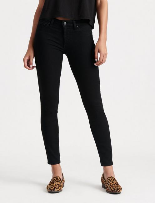 LOW RISE LOLITA SKINNY JEAN, OPTIMISTIC