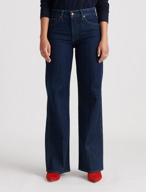 MID RISE AUTHENTIC WIDE LEG JEAN, CONTENT, productTileDesktop