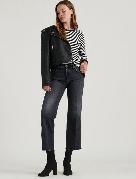 MID RISE CROP WIDE LEG JEAN, BOULDER RIDGE CLEAN, productTileDesktop
