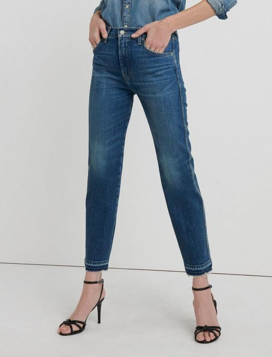 MID RISE AUTHENTIC STRAIGHT CROP JEAN, VICTORIA RH, productTileDesktop
