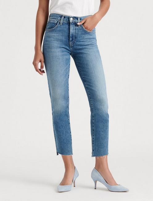HIGH RISE BRIDGETTE SLIM JEAN, MIRACLE STEP