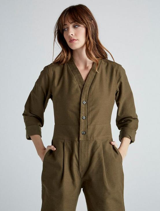 UTILITY COVERALL, HUDSON GREEN, productTileDesktop
