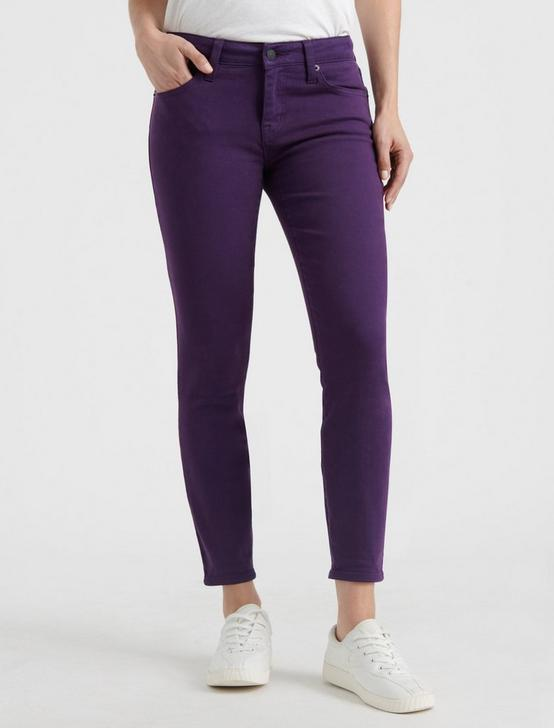 LOW RISE LOLITA SKINNY JEAN, PURPLE PENANT, productTileDesktop