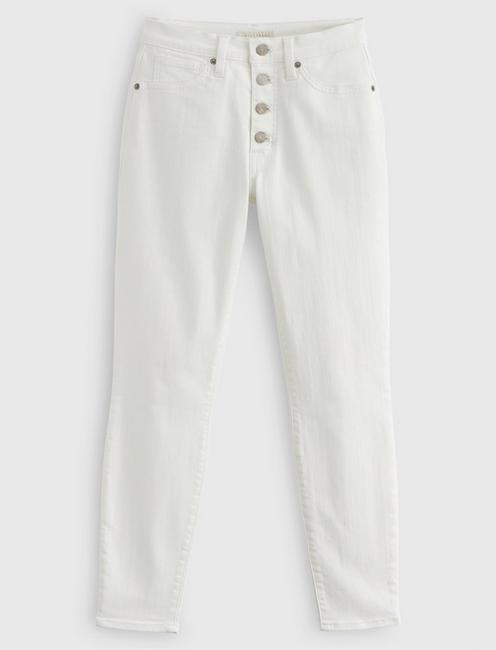 HIGH RISE BRIDGETTE SKINNY, CLEAN WHITE
