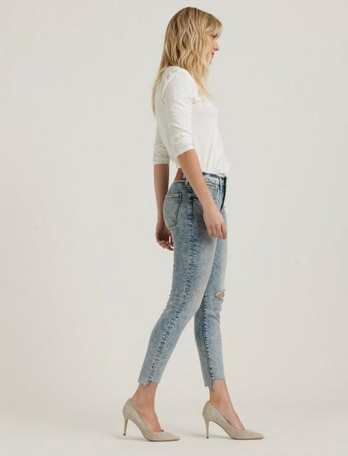 MID RISE AVA SKINNY JEAN, CAMPBELL