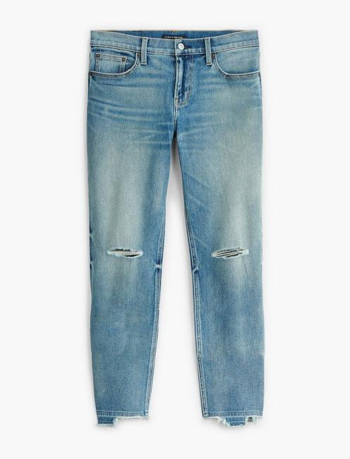 MID RISE SIENNA BOYFRIEND 4-WAY STRETCH JEAN, SLAUSON