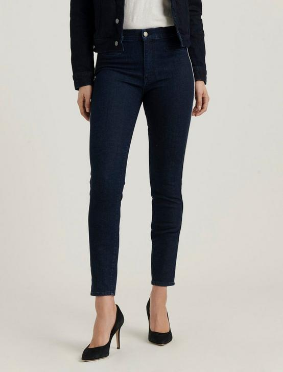 HIGH RISE BRIDGETTE SKINNY JEAN, RINSE, productTileDesktop