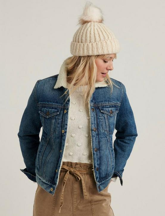 TOMBOY SHERPA TRUCKER, WILLOW STREET SHERPA, productTileDesktop