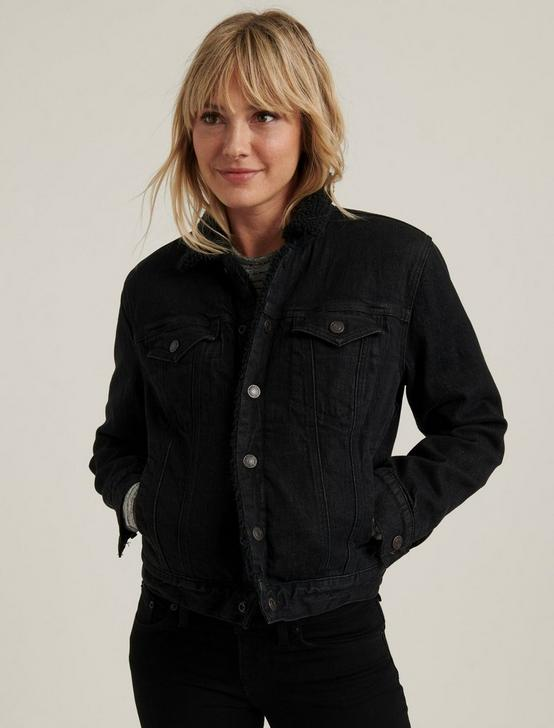 TOMBOY SHERPA TRUCKER, FACTORY PLACE SHERPA, productTileDesktop