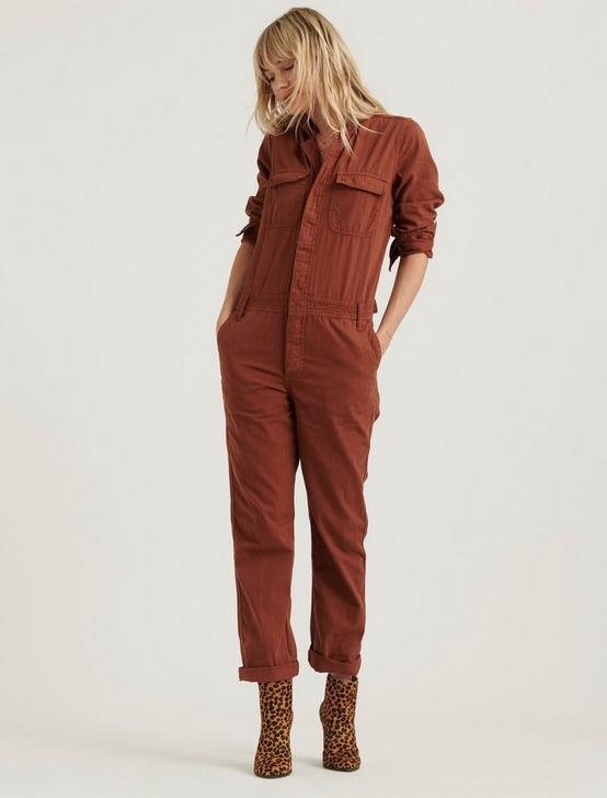 BOILER SUIT, TORTOISE SHELL, productTileDesktop
