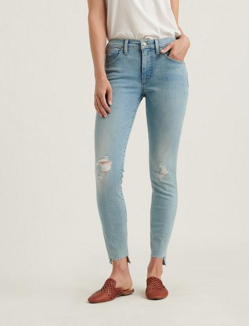 MID RISE AVA CROP JEAN, ACCORD DEST STEP