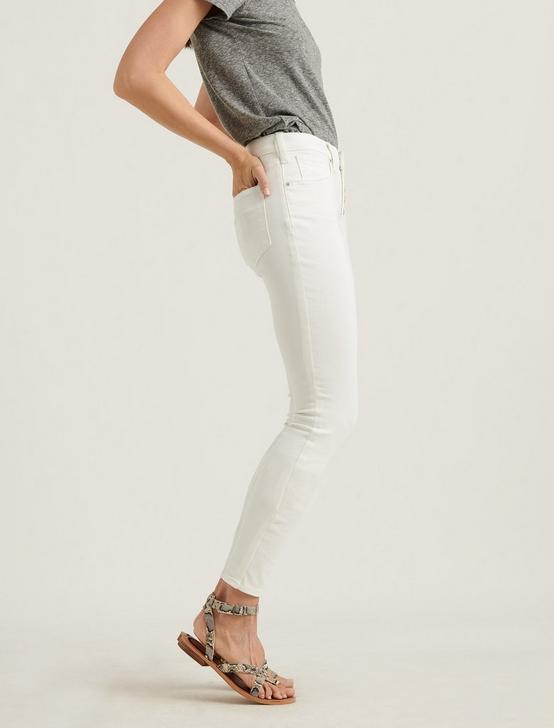 MID RISE AVA SKINNY JEAN, CLEAN WHITE, productTileDesktop