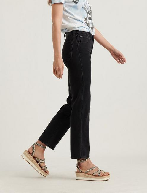 MID RISE AUTHENTIC STRAIGHT 4-WAY STRETCH JEAN, OTIS