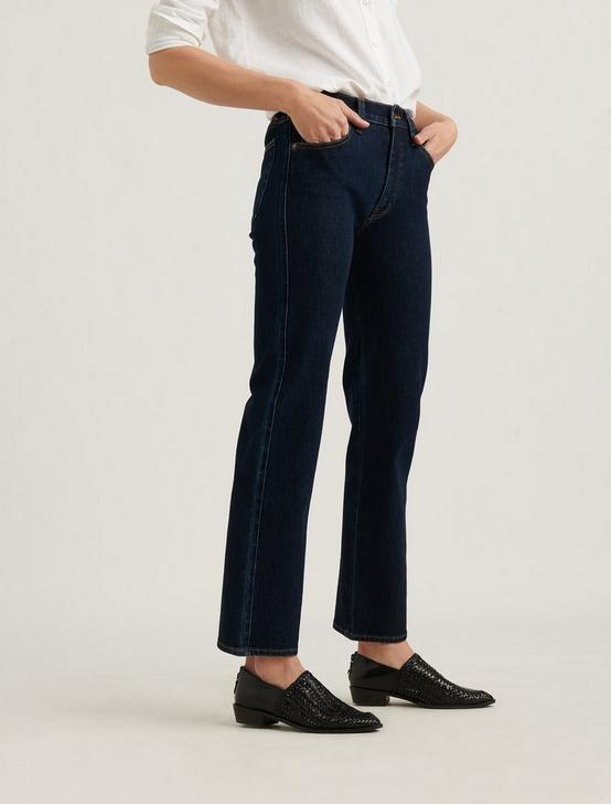 MID RISE AUTHENTIC STRAIGHT 4-WAY STRETCH JEAN, TEMPO, productTileDesktop