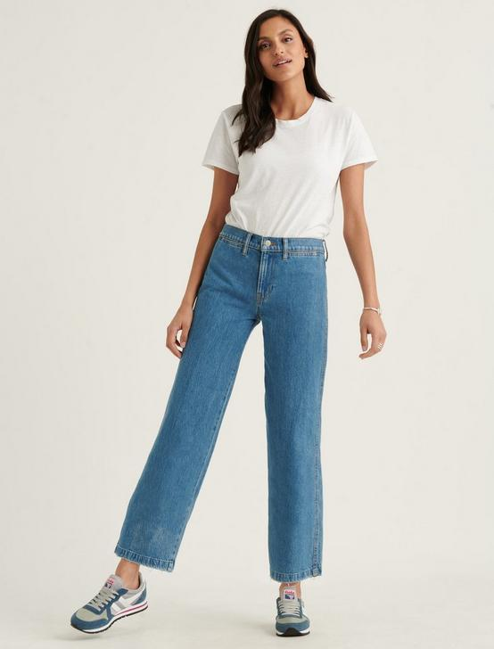 MID RISE CROP WIDE LEG JEAN, , productTileDesktop
