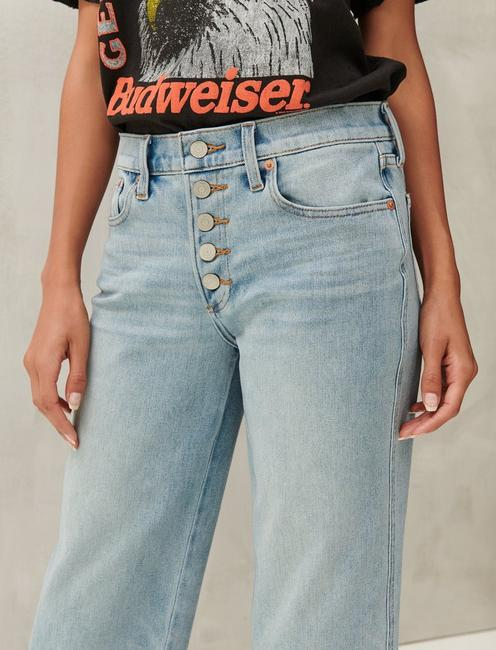 MID RISE CROP WIDE LEG JEAN, REVERENCE