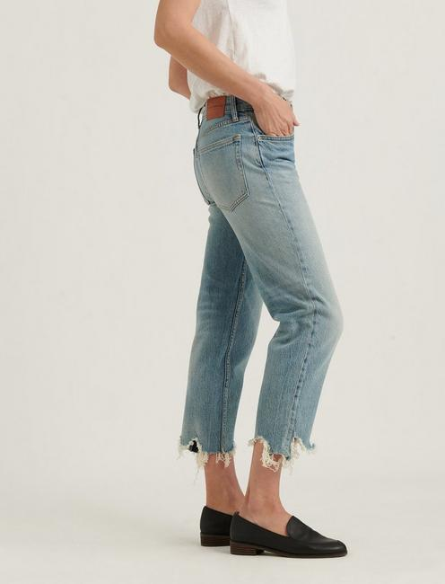 RELAXED TAPER JEAN, SICILY CHEW