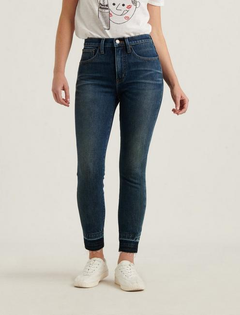 HIGH RISE BRIDGETTE SKINNY 4-WAY STRETCH JEAN, DIGNITY RH