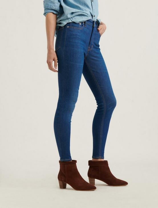 HIGH RISE BRIDGETTE SKINNY JEAN, CRISP, productTileDesktop