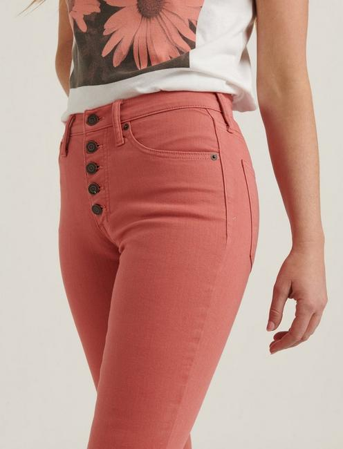HIGH RISE BRIDGETTE CROP JEAN,