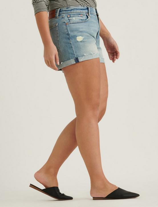 BOYFRIEND JEAN SHORT, SICILY CT, productTileDesktop