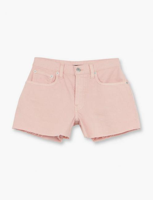 BOYFRIEND JEAN SHORT, VEILED ROSE CT
